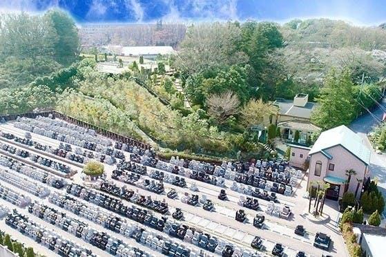 南大沢霊園 個別永代供養墓「星の丘」