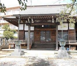 長円寺墓苑の画像