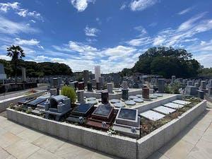 平和公園養念寺墓地 桜の丘庭園墓の画像