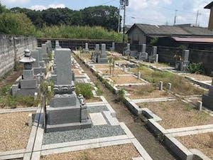 車付墓地の画像