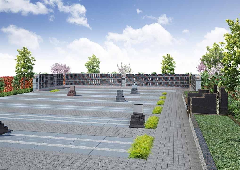 陽向の里 樹木葬・永代供養墓