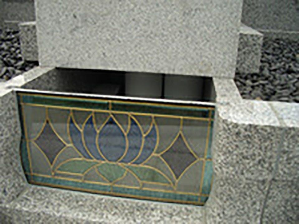 デザイン墓石・墓所