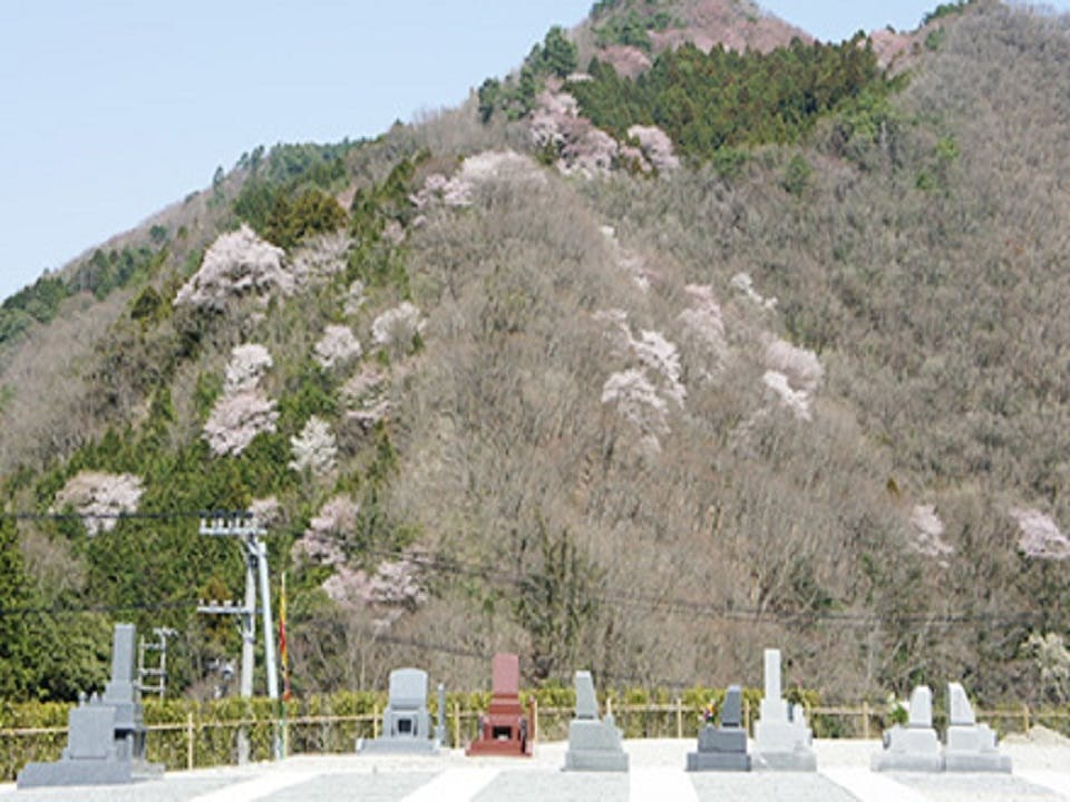岸和田市立流木墓苑