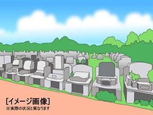 北鰐山墓地